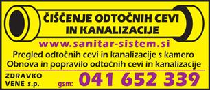 Sanitar sistem Logo